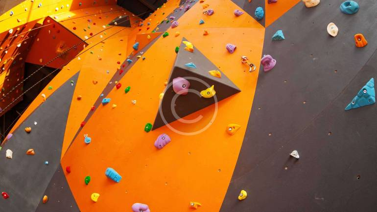 How to Train for Steep Sport Climbing Routes